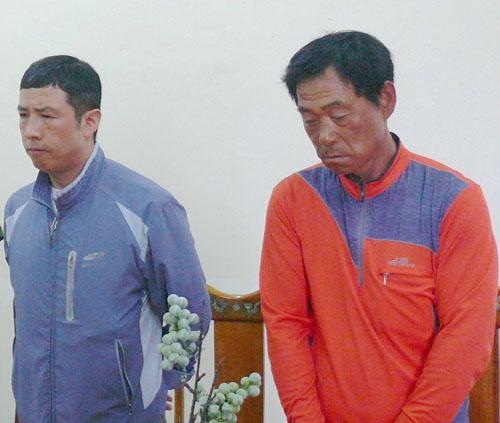 Hai người Hàn Quốc Lee Jae Myeong và Kim Jong Wook đã bị Công an Hà Tĩnh khởi tố tội Vi phạm quy định về an toàn lao động.